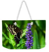 Palamedes Swallowtail Butterfly Weekender Tote Bag