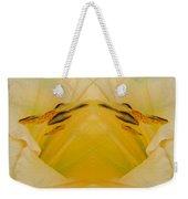 Pale Yellow Fantasy Weekender Tote Bag