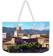 Palermo View Weekender Tote Bag