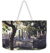 Palestra Olympic Site Greece Weekender Tote Bag