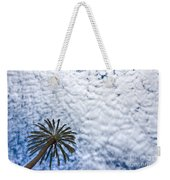 Palm And Dramatic Sky Weekender Tote Bag