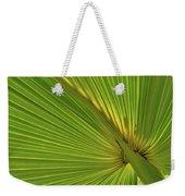 Palm Leaf II Weekender Tote Bag