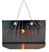 Palm Set Weekender Tote Bag