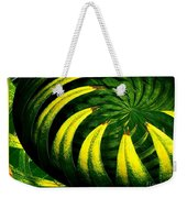Palm Tree Abstract Weekender Tote Bag