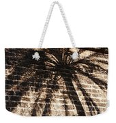Palm Tree Cup Weekender Tote Bag