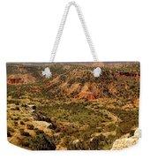 Palo Duro Canyon Texas Weekender Tote Bag