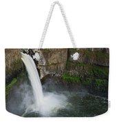 Palouse Falls In Spring Weekender Tote Bag