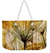 Pampas Grass Weekender Tote Bag