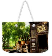 Pan For Gold In Old Tuscon Arizona Weekender Tote Bag