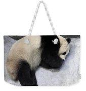 Panda Paws Weekender Tote Bag