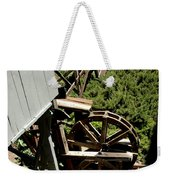 Panning For Gold In Virginia City Nevada Weekender Tote Bag