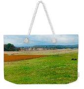 Panorama Valley Farm Weekender Tote Bag