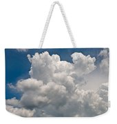 Panoramic Clouds Number 1 Weekender Tote Bag
