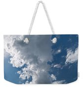 Panoramic Clouds Number 1o Weekender Tote Bag