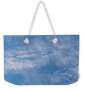 Panoramic Clouds Number 4 Weekender Tote Bag