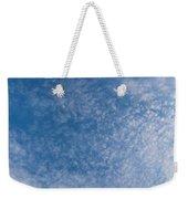 Panoramic Clouds Number 7 Weekender Tote Bag