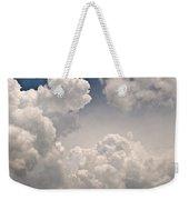 Panoramic Clouds Number 9 Weekender Tote Bag