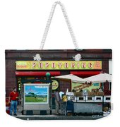 Papaya King Weekender Tote Bag