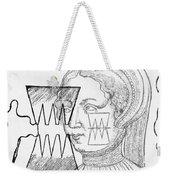 Par� Suture, 1500s Weekender Tote Bag