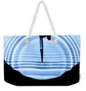 Parabolic Reflection Weekender Tote Bag