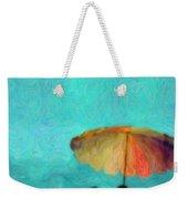 Paradise By The Sea Weekender Tote Bag