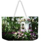 Paradise Gazebo Weekender Tote Bag