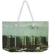 Paradise Lost Weekender Tote Bag by Andrew Paranavitana