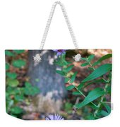 Paradise Springs Flowers 1 Weekender Tote Bag