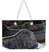 Parc Guell Barcelona Weekender Tote Bag