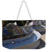 Parc Guell Spain Weekender Tote Bag