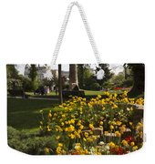 Parc Les Invalides In Spring Weekender Tote Bag