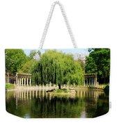 Parc Monceau Paris Weekender Tote Bag