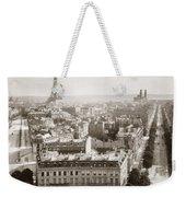 Paris: Aerial View, 1900 Weekender Tote Bag