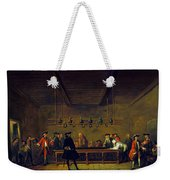 Paris: Billiards, 1725 Weekender Tote Bag