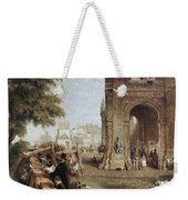 Paris: Book Stalls, 1843 Weekender Tote Bag