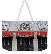 Paris Casino Weekender Tote Bag
