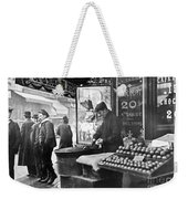 Paris: Chestnut Vendor Weekender Tote Bag