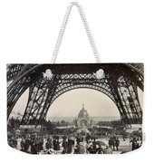 Paris Exposition, 1889 Weekender Tote Bag