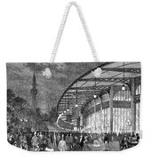 Paris: Exposition Of 1867 Weekender Tote Bag
