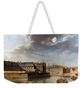 Paris: Ile Saint-louis Weekender Tote Bag