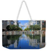 Paris La Defense 3 Weekender Tote Bag