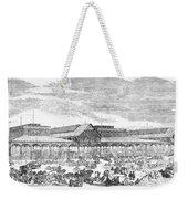 Paris: Les Halles, 1858 Weekender Tote Bag