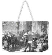 Paris: Les Halles, 1870 Weekender Tote Bag