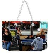 Paris Musicians 2 Weekender Tote Bag