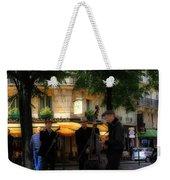 Paris Musicians Weekender Tote Bag