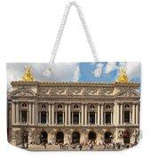Paris Opera House Weekender Tote Bag