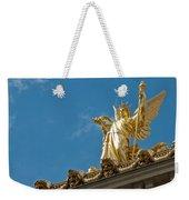 Paris Opera House V   Exterior Facade Weekender Tote Bag