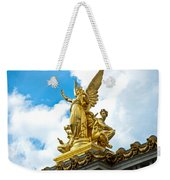 Paris Opera House Vi  Exterior Facade Weekender Tote Bag