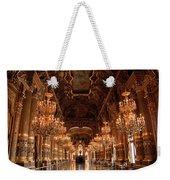 Paris Opera House Vi Weekender Tote Bag