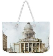 Paris: Pantheon, 1835 Weekender Tote Bag